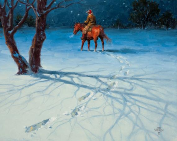 jsorenson_goin_home_for_christmas_16x20_oil2